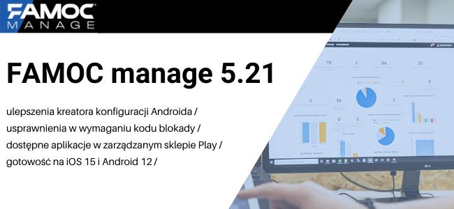 FAMOC manage 5.21